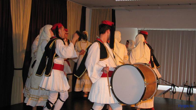 Görög táncok